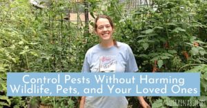 controlling plants naturally