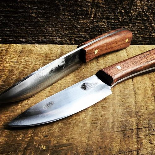handcrafted knives